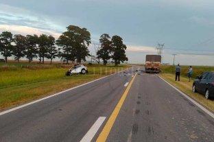 Dos muertos y cuatro heridos dejó un siniestro vial en Ruta Provincial 91