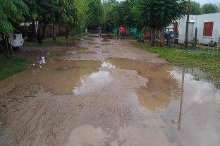 Hay 100 mil cordobeses que no tienen agua potable por las intensas lluvias