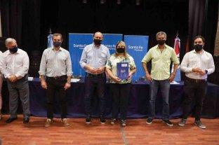 Plan Incluir: entregaron aportes a localidades del departamento San Jerónimo