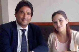 Carlos Clemente, recibió a Antonella Gaetani, referente del Frente Productivo