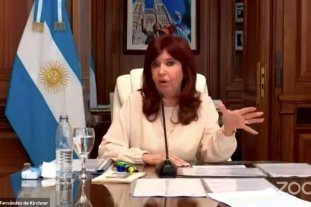 "Cristina Kirchner, en la causa Dólar Futuro: ""El"