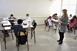 Docentes de Córdoba deberán responder este viernes ante la propuesta salarial de la provincia
