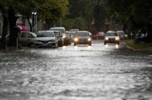 """""""Ninguna ciudad está diseñada para  soportar la intensidad de la lluvia recibida"""", aseguran desde el municipio -"""