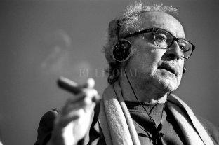 Jean-Luc Godard anunció su retiro del cine