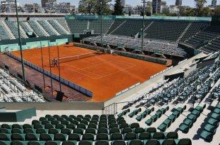 Programación de los partidos del Argentina Open para este viernes