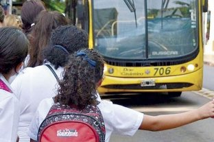 Habilitaron la inscripción al Boleto Educativo Gratuito para realizar recorridos urbanos en líneas interurbanas