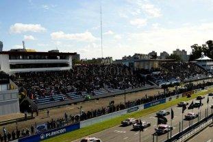 Habrá público en las tribunas del autódromo Gálvez