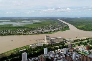 Hidrovia: la Mesa de Entidades Productivas de la ciudad planteó las necesidades para la zona