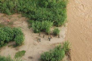 Creen que dos santafesinos viajaban en el gomón que desapareció en Río Bermejo