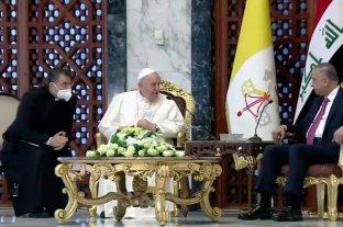 El papa Francisco inicia su histórica visita a Irak - El Sumo Pontífice llegó a Irak -