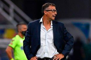 """Pizzi se hizo cargo de la derrota y aseguró que es el """"máximo responsable"""""""