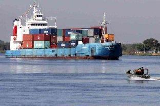 Suman controles al transporte de mercaderías a través de la Hidrovía Paraná-Paraguay