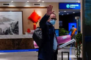 Los enviados de la OMS a Wuhan no publicarán su informe preliminar