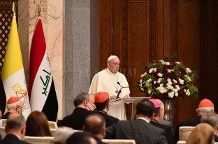 """Francisco rechazó que los países extranjeros impongan sus """"intereses políticos"""" en Irak -  -"""