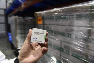 Coronavirus: la ciudad de Santa Fe recibirá otras 12.600 vacunas Sinopharm