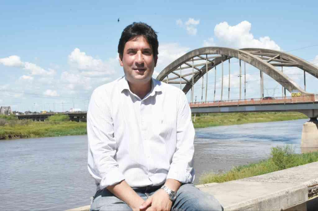 Carlos Clemente, Presidente F.I.D.R. Crédito: Gentileza