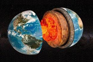 Descubrieron una capa desconocida en el núcleo terrestre