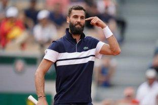Luego de escupir al aire, insultar y pelearse con el umpire: Benoit Paire se fue de fiesta