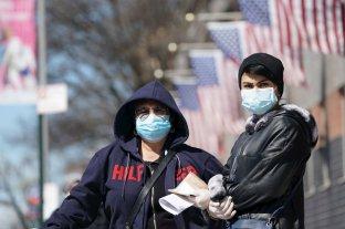 EEUU registra menos de 40.000 casos de coronavirus por primera vez en cinco meses
