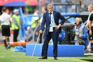 Uruguay reservó a 35 jugadores para enfrentar a Argentina y Bolivia