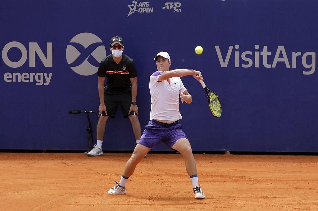 El serbio Kecmanovic avanzó a las semifinales en el Argentina Open -  -