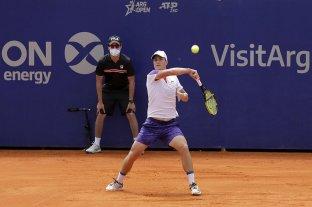 El serbio Kecmanovic avanzó a las semifinales en el Argentina Open