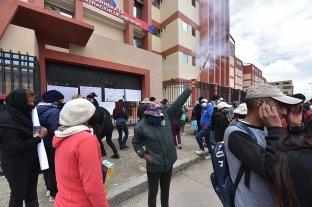 Ordenaron aprehender a otras cinco personas por las muertes en la universidad de Bolivia