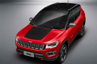 Jeep presenta el nuevo Compass Trailhawk Turbodiésel