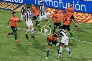 Central Córdoba y Banfield empataron en 1