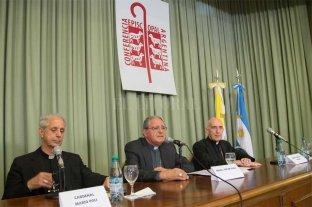 """Formosa: la Iglesia Argentina habló de """"represión"""" y criticó a Insfrán"""