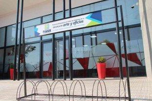 Franck: la Escuela de Arte y Oficios lanza su oferta educativa para 2021