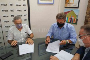 Ponen en marcha la Mesa de Seguridad Local con el municipio de Firmat