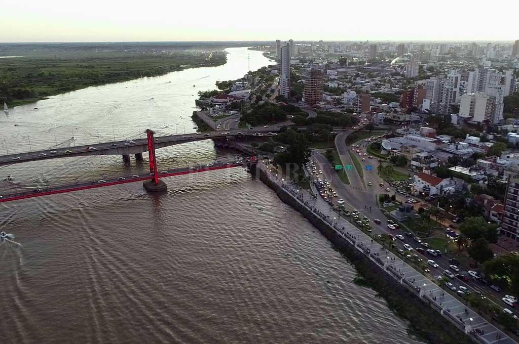 El Río Paraná volverá a medir por debajo de los tres metros -  -