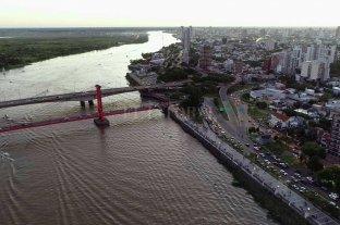 El Río Paraná volverá a medir por debajo de los tres metros -