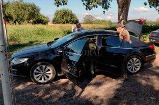 Gendarmería secuestró en Santa Fe millones de pesos  y miles de dólares ocultos en un auto -