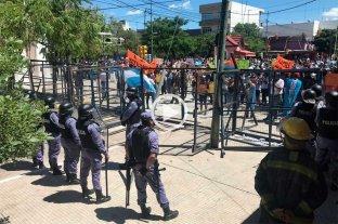 Segundo día consecutivo de manifestaciones en Formosa