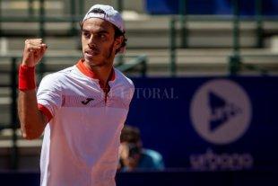Francisco Cerúndolo es finalista del Argentina Open