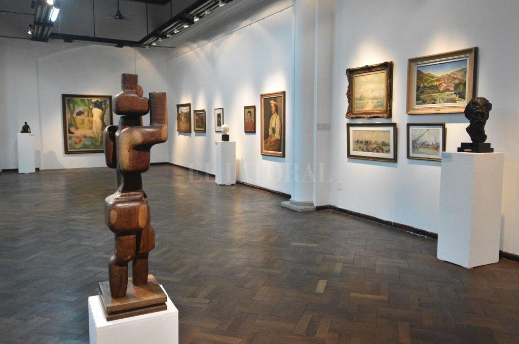 Museo Municipal de Artes Visuales Crédito: Pablo Aguirre
