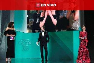 Cine: se entregan los Premios Goya 2021