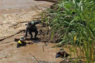Encontraron a un bagayero muerto en el Río Bermejo