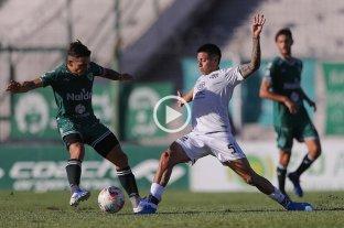 Talleres rescató un punto agónico en su visita a Sarmiento