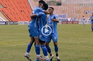 Godoy Cruz acertó sobre el final y le ganó a Platense