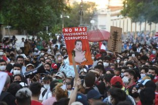 Paraguay: siguen las protestas contra el gobierno de Mario Abdo