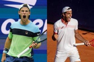 Diego Schwartzman y Francisco Cerúndolo juegan la final del Argentina Open