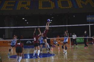 Victorias de Boca y River en los cuadrangulares de la Liga femenina de vóleibol