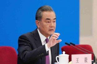 """China pidió a Estados Unidos dejar de """"interferir"""" en el mundo para garantizar """"tranquilidad"""""""