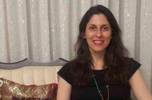 Irán liberó a la británica-iraní Zaghari-Ratcliffe