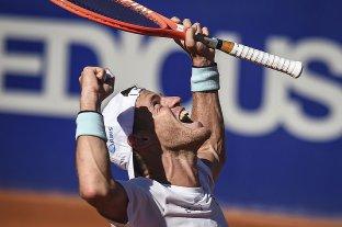 Diego Schwartzman vapuleó a Francisco Cerúndolo y es el nuevo campeón del Argentina Open
