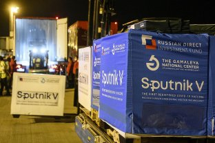 Este lunes comienza la distribución de 375 mil dosis de segundo componente de vacuna Sputnik V -  -