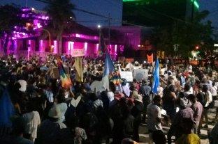Nueva jornada de protestas contra el gobierno de Gildo Insfrán en Formosa
